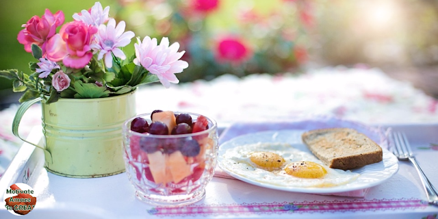 5 Simple Things You Should Do Every Morning: 3. Eat Well. Breakfast