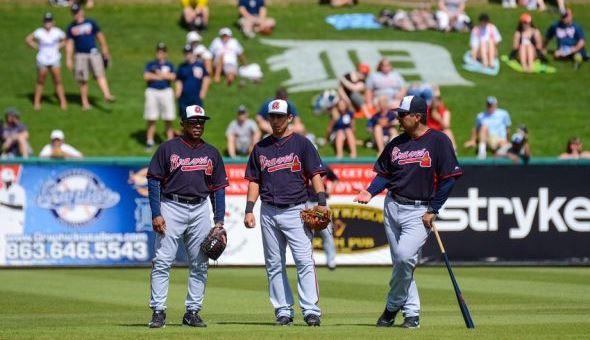 Los Bravos de Atlanta estrenarán el Sun Trust Park, con capacidad para 41 mil aficionados, el 14 de abril contra los Padres de San Diego.