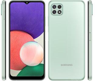 سامسونج جالاكسي Samsung Galaxy A22 5G