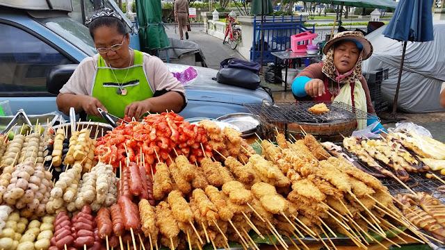 Street food-Bangkok