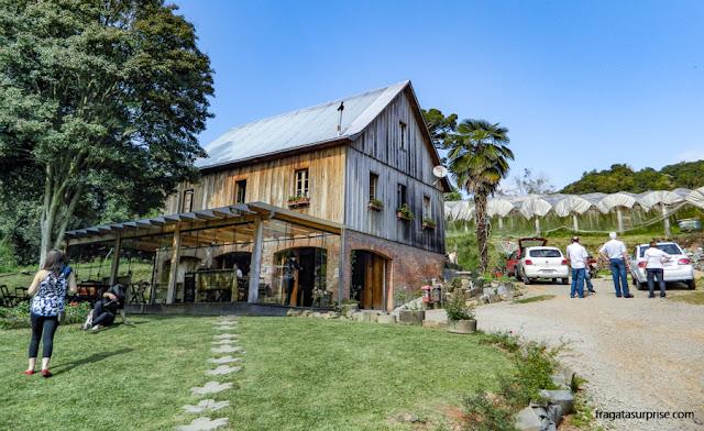 Serra Gaúcha - Caminhos de Pedra - Casa das Cucas Vitiaceri