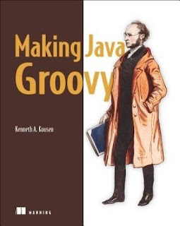 Best book to learn Groovy for Java Developers