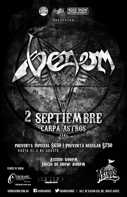 Venom en México