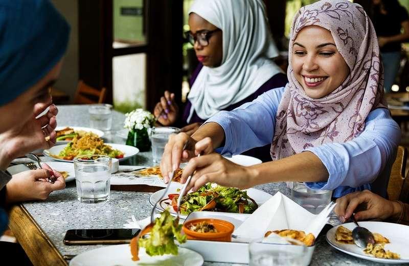 Makanan Sehat saat Puasa (pinterest.co.kr)