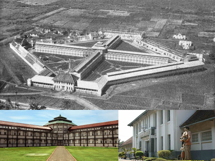 Sejarah gedung penjara Sukamiskin Bandung