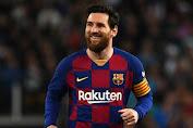 Messi Pesimistis Sepak Bola Kembali Normal