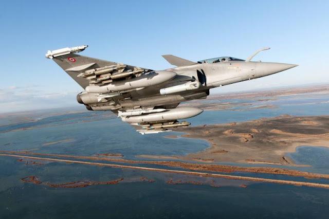 initial operating capability Rafale F3R