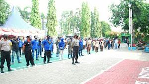 KNPI Kecamatan Periuk Kuatkan Barisan Sinergitas Dan Peran Pemuda Dalam Memberantas Penyebaran Covid 19