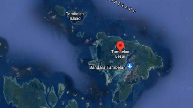 Pulau Tambelan di Bintan Dilelang Rp 1,4 Triliun di Instagram, Gubernur Kepri Kaget