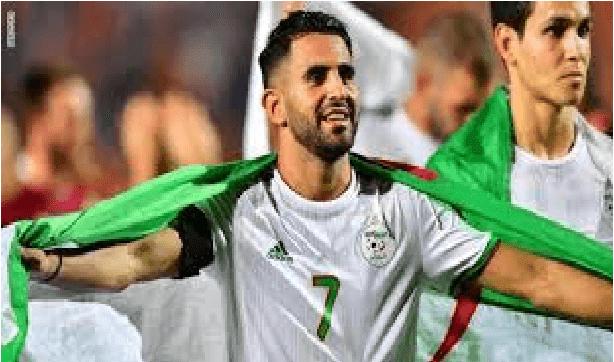 الجزائري رياض محرز يصرح اخذت بثأري في مصر