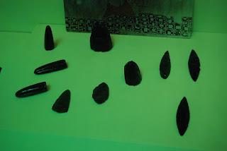 outils en obsidienne