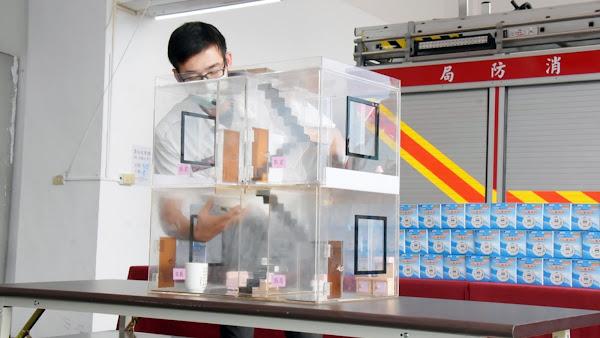 彰化縣住警器設置率提升 成功示警救52家庭