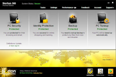 Norton 360 Antivirus Free Download for windows 10
