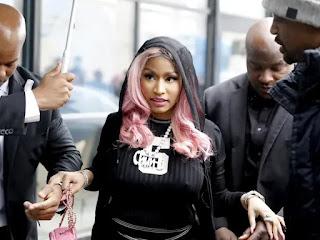 Nicki Minaj  Previewed New Song on Instagram Live - Watch