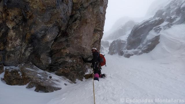 Alpinismo-Corredor-Gigolo-Cambre-Aze