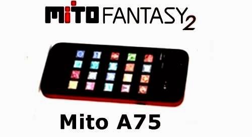 Harga dan Spesifikasi Mito Fantasy 2 A75 Terbaru