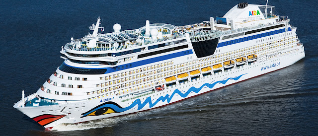 Aida Cruises AIDAluna was expected to sail from New York to New England / Canada or the Coastal US and Bahamas - until AIDA cruises decided to cancel all 2020 US based cruises. AIDAdiva New York Cruises