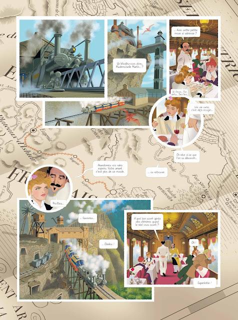 Les chimères de Vénus aux éditions Rue de Sèvres Page 46