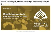 Ribath Nouraniyah, Rumah Aswajanya Buya Arrazy Hasyim - Kajian Islam Tarakan