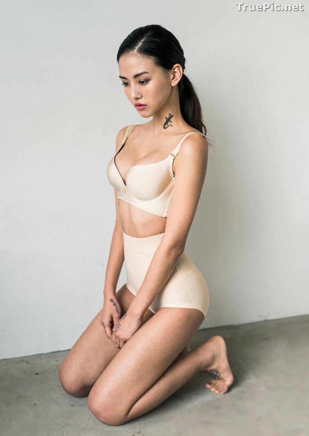 Image Korean Fashion Model – Baek Ye Jin – Sexy Lingerie Collection #5 - TruePic.net - Picture-1