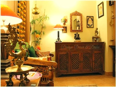 Indian Festive Home Decor
