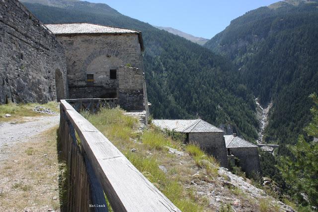 Fort Victor-Emmanuel en Savoie