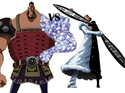Jozu vs Inazuma