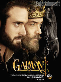 Galavant segunda Temporada Online