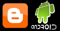 blogger & android
