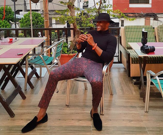 Don't Mistake My Self Confidence For Arrogance - Ebuka