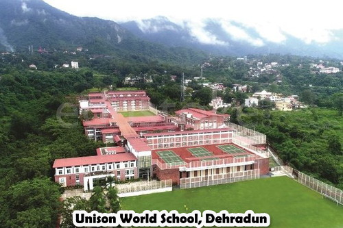 Unison World School, Dehradun
