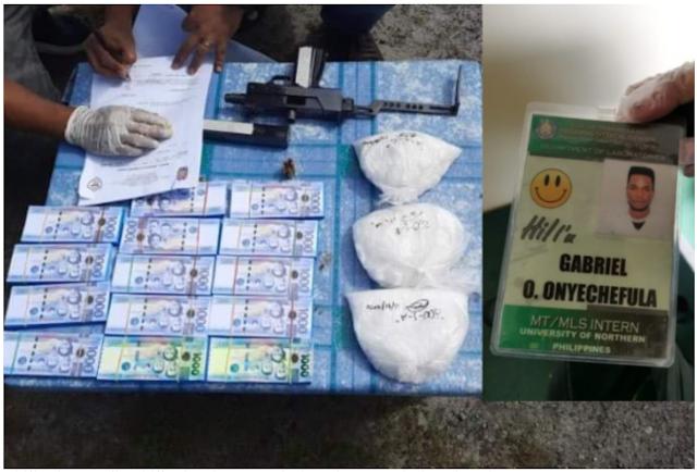 Philippines police shoot dead a Nigerian man during drug raid
