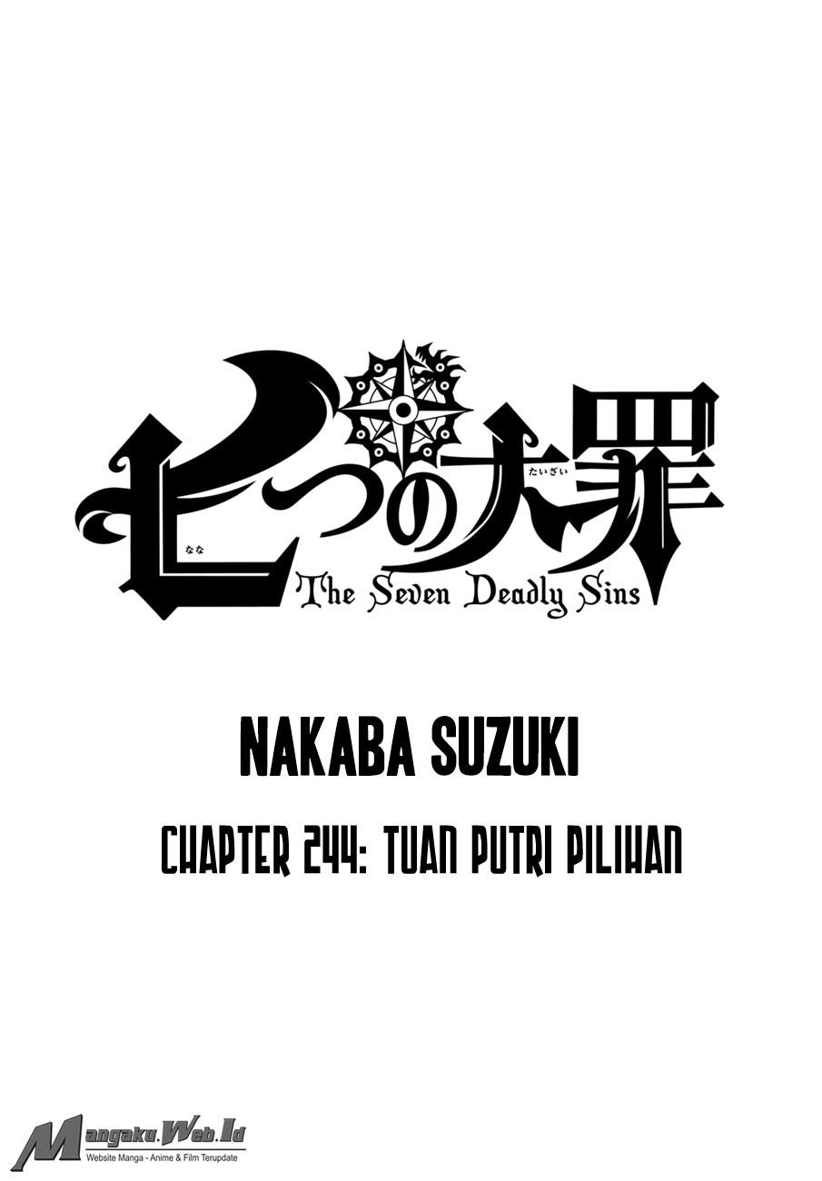 Nanatsu No Taizai: Chapter 244 - Page 2