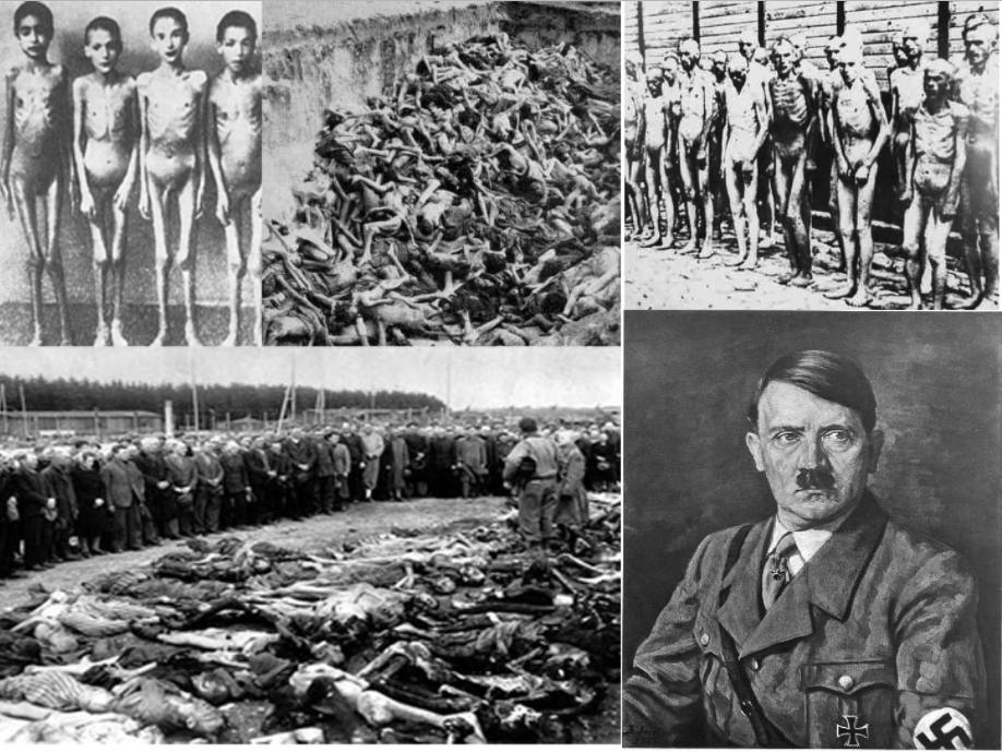 Holocausto na II Guerra Mundial