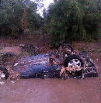 See Damages Caused By Heavy Rain In Katsina, 25 Killed