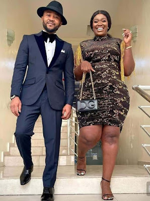 Nigerian celebrities outfits to RMD's birthday party