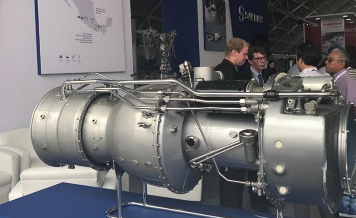 La planta se ubica en el Parque Aeronáutico, en el municipio de Colón, y en ella se fabrican las aspas del motor Leading Edge Aviation Propulsion (LEAP) de nueva generación. (Foto: Vanguardia Industrial)