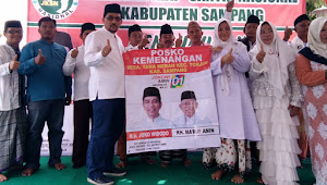 TKD Jatim Bidik Kemenangan   80 Persen untuk Jokowi