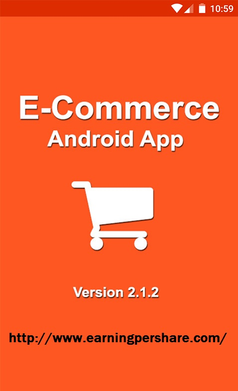How to build E-Commerce / Online Shop App ~ Earnings Per Share