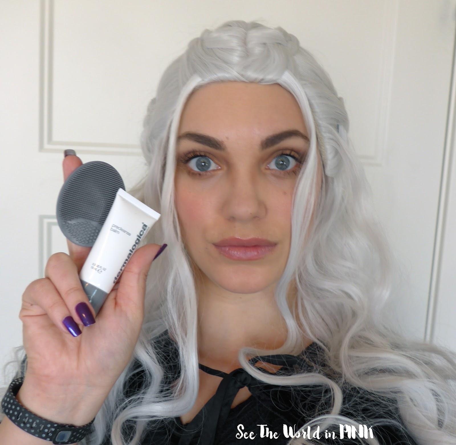 Skincare Sunday Halloween Prep - Double Cleanse With Dermalogica NEW PreCleanse Balm + a GIVEAWAY!