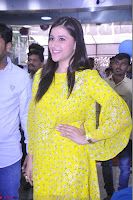 Mannara Chopra Looks Cute in Yellow Salwar Suit ~  Exclusive 41.JPG