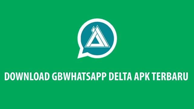 Download GBWhatsApp DELTA APK Terbaru