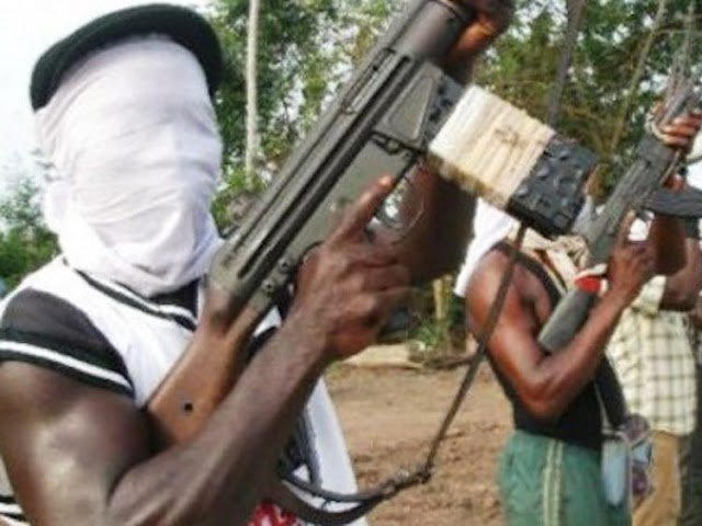 Warlords In Anambra Kidnap DPO And Two Other Policemen