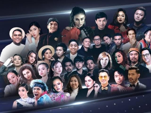 Daftar Nominasi dan Pemenang Billboard Indonesia Music Awards Tahun 2020