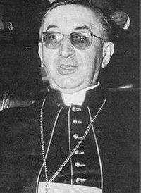 Resultado de imagen de cardenal Villot