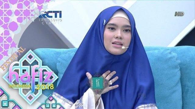 Mengenal Nabila Abdul Rahim Bayan, Juri Hafiz Indonesia 2020, Hafal Al Quran di Usia 17 Tahun
