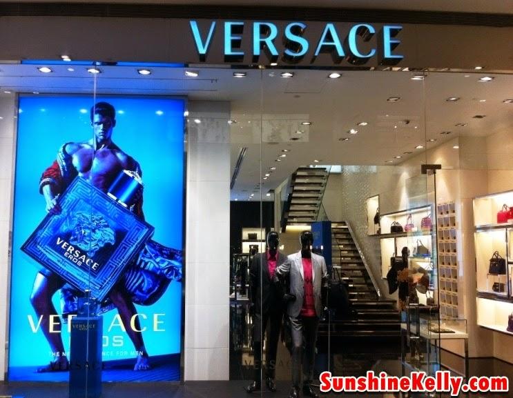 8b69630d2a02 Versace Boutique at Pavilion Kuala Lumpur