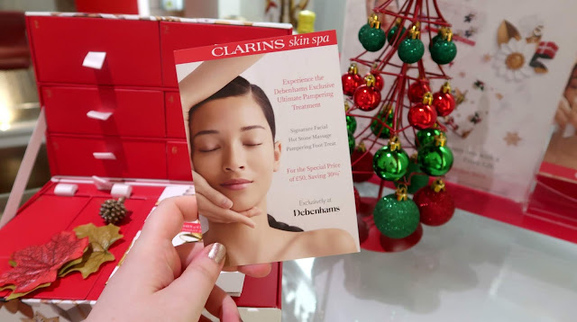 Danielle Levy, Clarins, Skin Spa, Clarins Skin Spa, beauty blogger, Wirral blogger, Liverpool blogger, Double Serum,