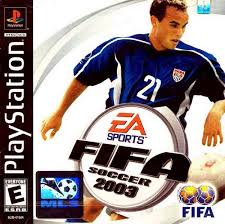 FIFA Soccer 2003 - PS1 - ISOs Download