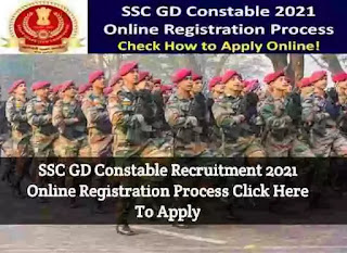 SSC GD Constable 25271 Vacancies 2021 Notification | Eligibility Criteria | Age limit | Syllabus | Previous Year Exam Paper